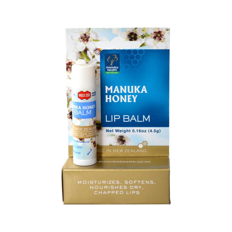 Balsam de Buze cu Miere de Manuka MGO 250 - Manuka Health - 4.5 g