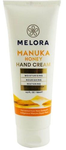 Crema de maini cu Miere de Manuka si suc de aloe vera - BIO - Melora - 125 ml