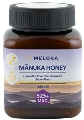 Miere de Manuka MGO 525+ (UMF 15+) - Melora - 250 g