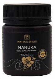 Miere de Manuka MGO 800+ (UMF 20+) - Watson & Son - 250 g