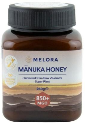 Miere de Manuka MGO 850+ (UMF 20+) - Melora - 250 g