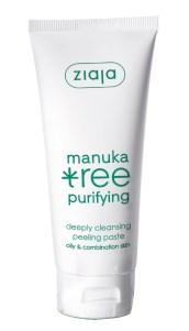 Peeling Astringent cu Extract din Frunze de Manuka - Ziaja - 75 ml
